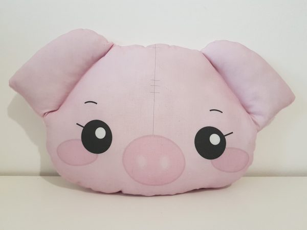 coussin cochon