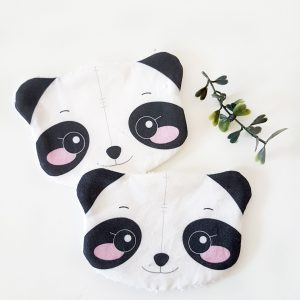 lot lingette lavable panda