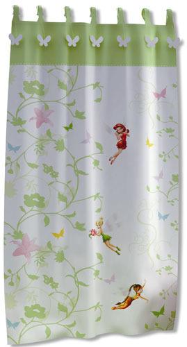 rideau fairies fee clochette ivy 140 x 260 cm