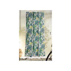 rideau de porte marseillais imprime jungle
