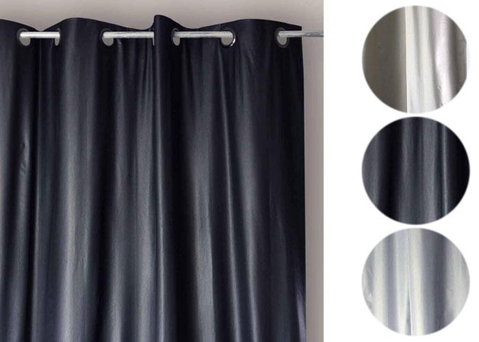 rideau occultant et isolant vesuvio 150x260cm