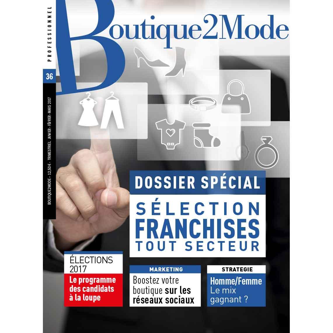 B2M 36 – Sélection Franchises tout secteur
