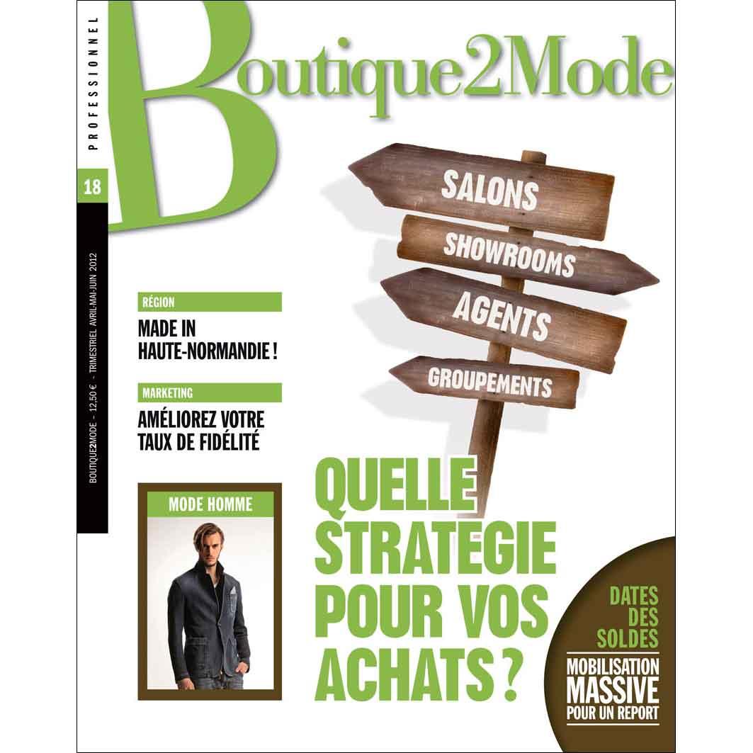 B2M 18 – Quelle stratégie pour vos achats ?