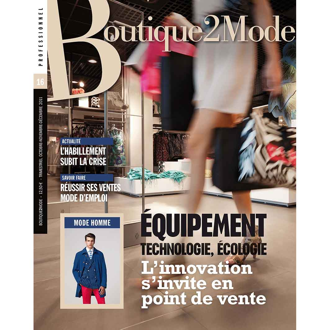 B2M 16 – L'innovation s'invite en point de vente