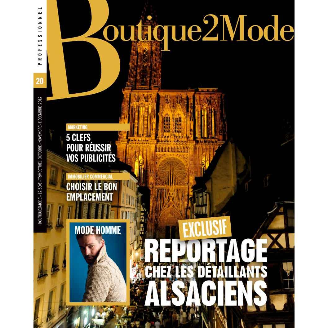 B2M 20 – Reportage chez les détaillants Alsaciens