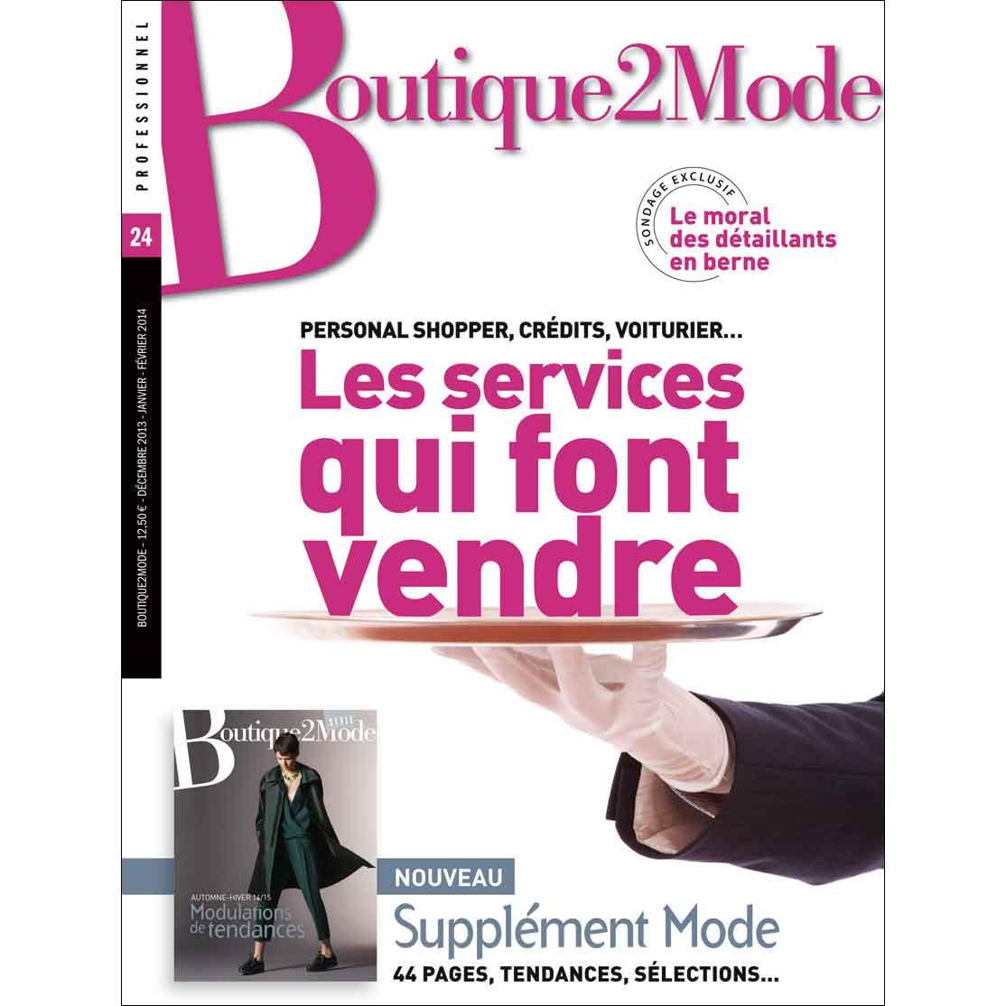 B2M 24 – Les services qui font vendre