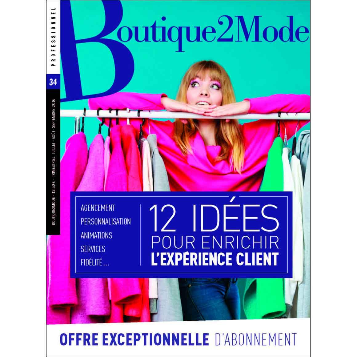 B2M 34 – 12 idées pour enrichir l'expérience client