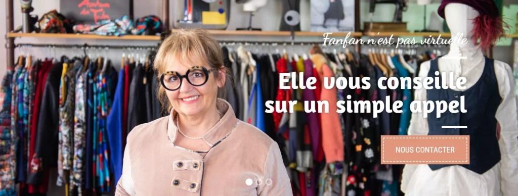 boutique en ligne-Fanfan