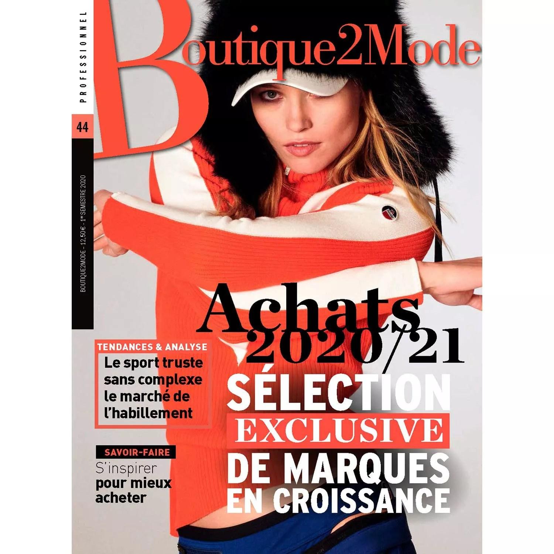 B2M 44 – Achat 2020/21, sélection exclusive de marques en croissance