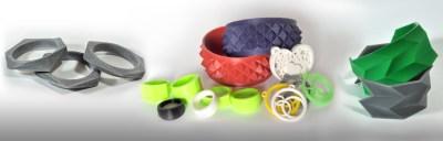 Bijouteria Impressa em 3D