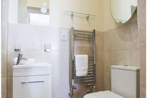 Bathroom – Pamper yourself with the luxury toiletries on offer in the Westleigh