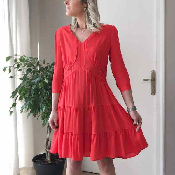 Robe rouge SeeUSoon 20121234