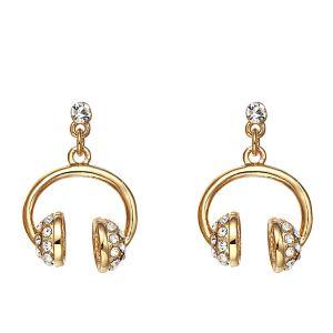 Boucles d'oreilles écouteurs