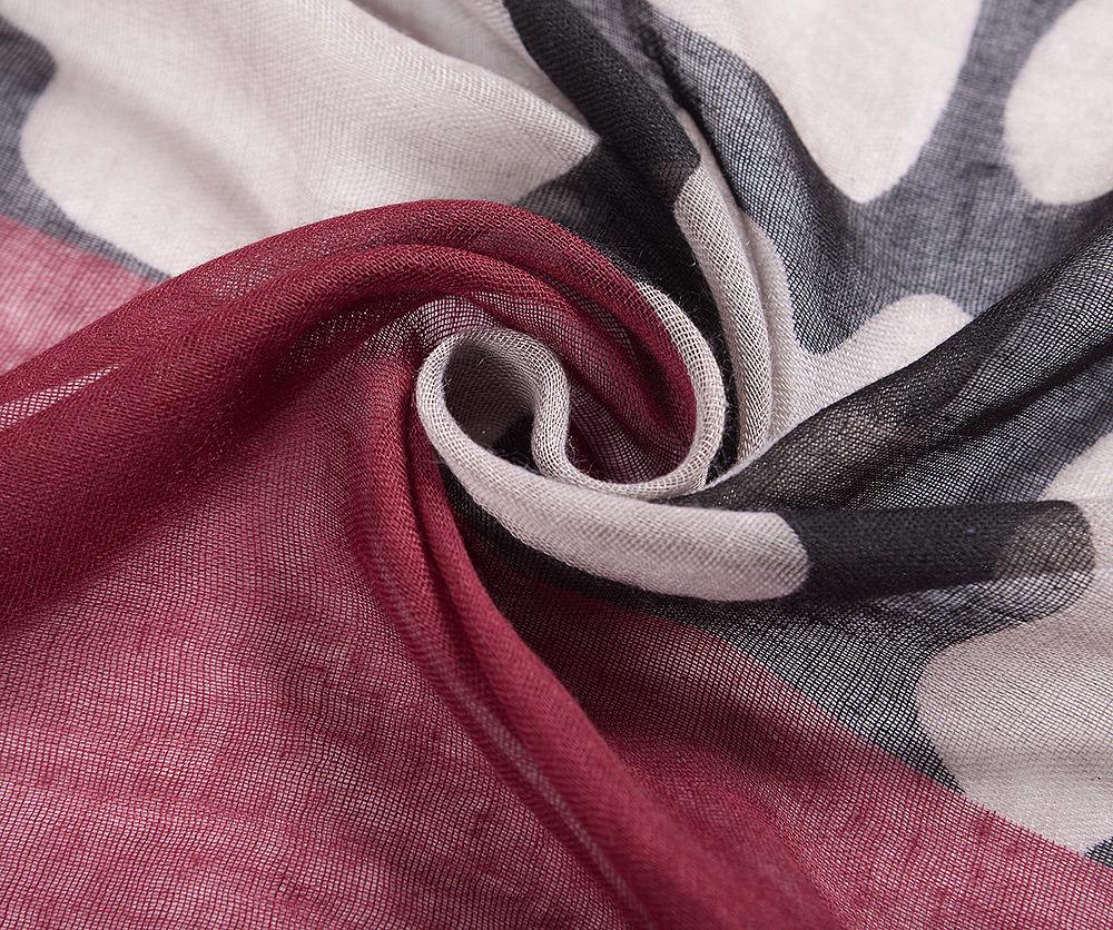 Mille et une façons de porter un foulard - 9b70fb9c5d2