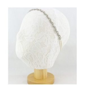 Headband argenté