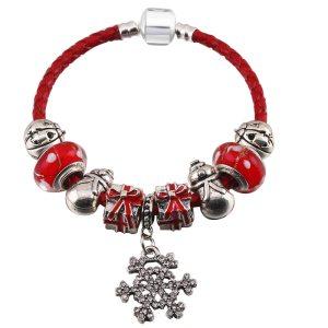 Bracelet charms Noël