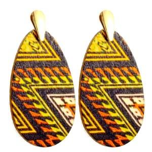 boucles-d-oreilles-pour-femme-bois-triangle-jaune-orange