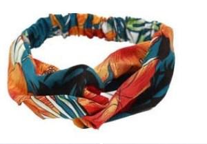 headband orange vert