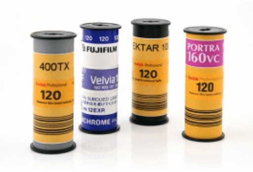 Order 120 Film Processing by Mail