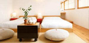 CLASKA Hotel Tokyo tatami room