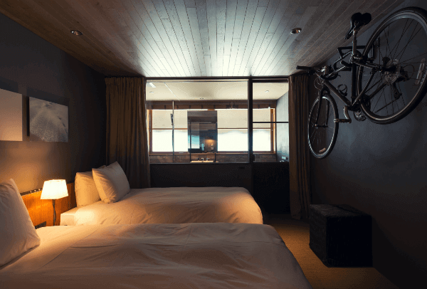 Hotel Cycle guest room Onomichi U2 Onomichi Japan