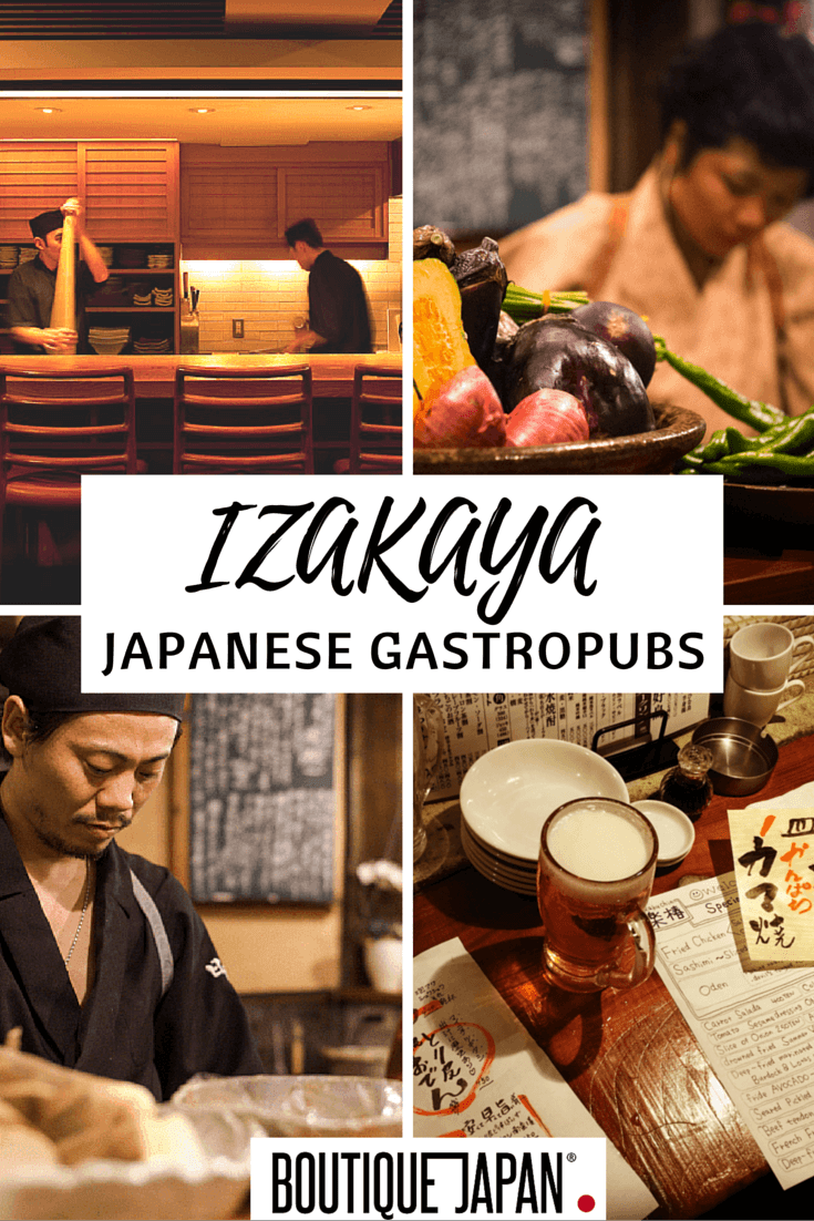 Japan offers an amazing variety of culinary experiences, but there's nothing like eating and drinking at an izakaya (a Japanese-style gastropub).