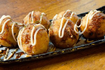 Takoyaki You Have To Eat These Dishes in Osaka Boutique Japan