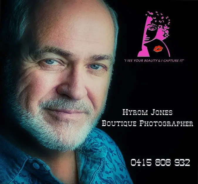 About Boutique Photographics by Hyrom Jones