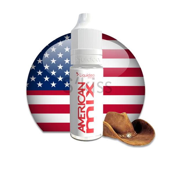 E-liquide american mix par liquideo