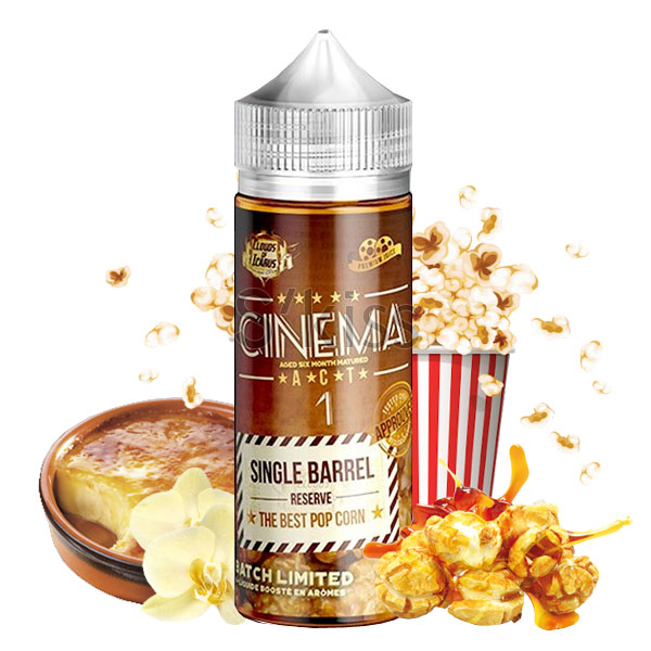 Cinema Reserve Act 1 100ml Clouds of Icarus
