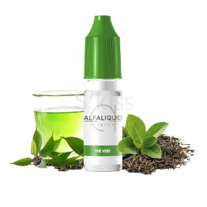 Thé Vert – Alfaliquid