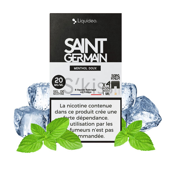 Pods Saint Germain Wpod Liquideo