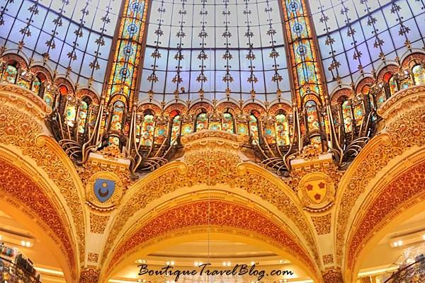 Galeries Lafayette detail