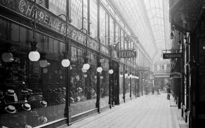 Favourite streets of Paris: Passage Jouffroy