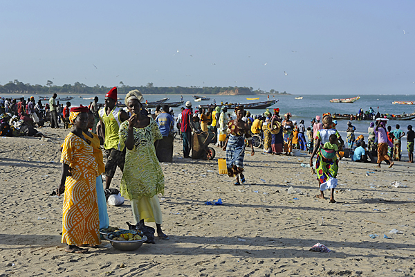 tanji, The Gambia, west Africa