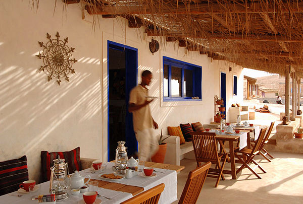 Spinguera Ecolodge restaurant, Sustainable travel