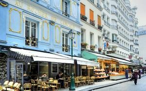 best food streets in Paris