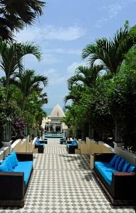 luxury spa hotel Gambia