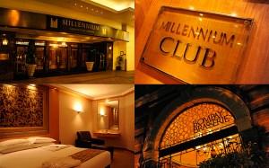 Luxury hotel London