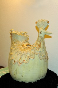 Sardinian pottery