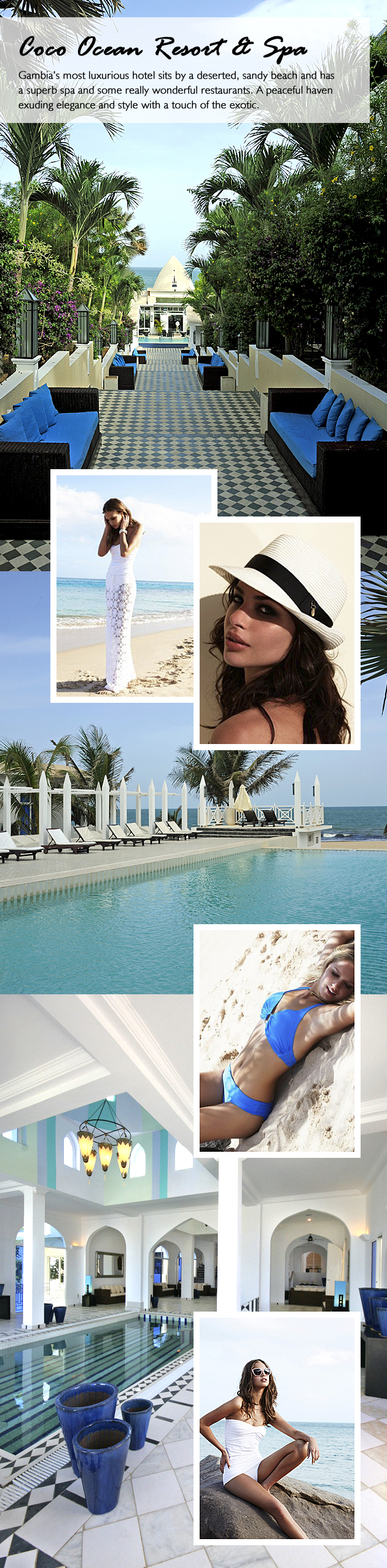 COco Ocean, The Gambia, The Luxury Look