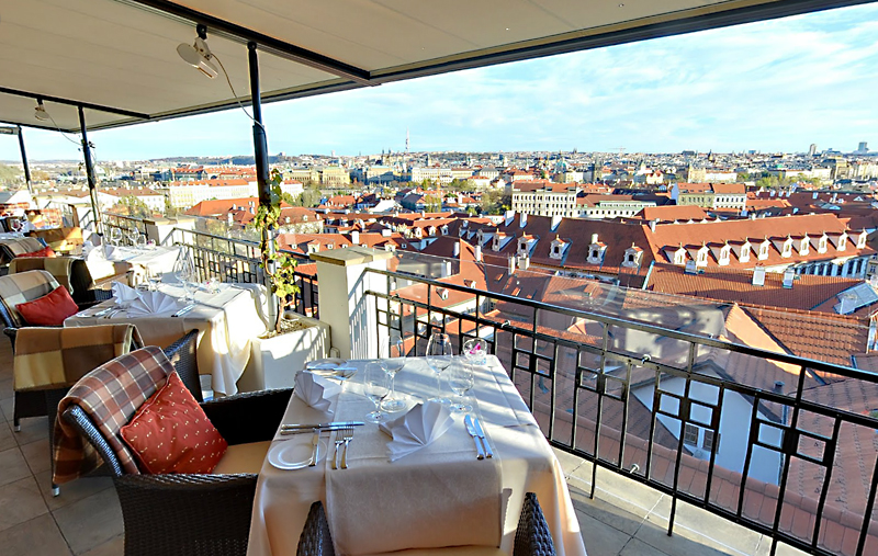 The Golden Well Hotel, the best luxury hotel in Prague