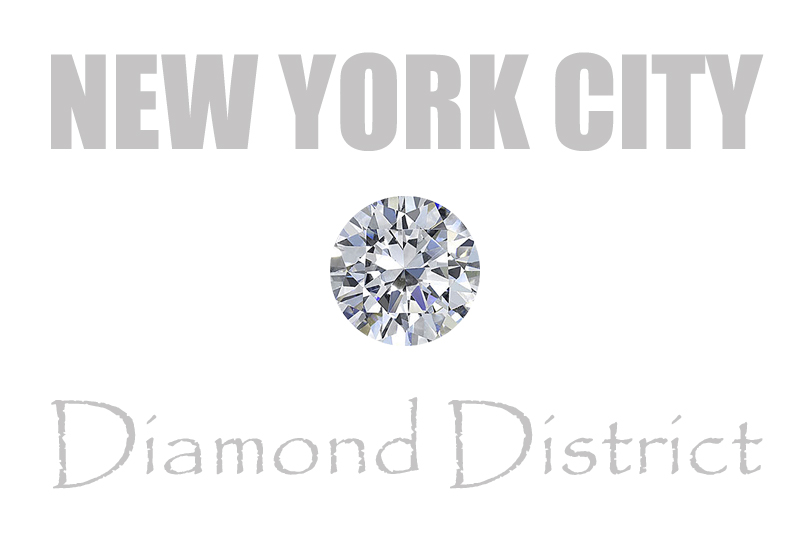 The New York City Diamond District