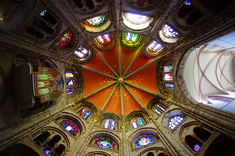 St. Gereon's Basilica, Cologne, Germany