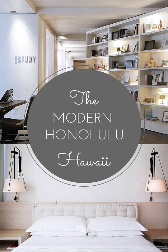The Modern Honolulu, Wakiki, Hawaii