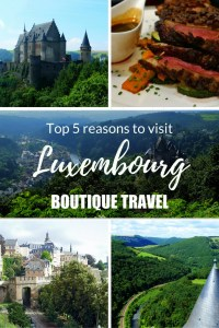UNESCO Biosphere Reserve. Follow the link to see my top 5 reasons why you should visit Luxembourg right now.