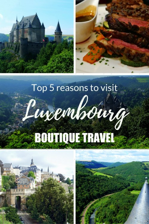 Follow the link to see my top 5 reasons why you should visit Luxembourg right now.