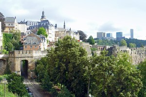 Luxembourg's Old Quarter and Fortification are listed as a UNESCO World Heritage site and are fabulous to wander around and explore.