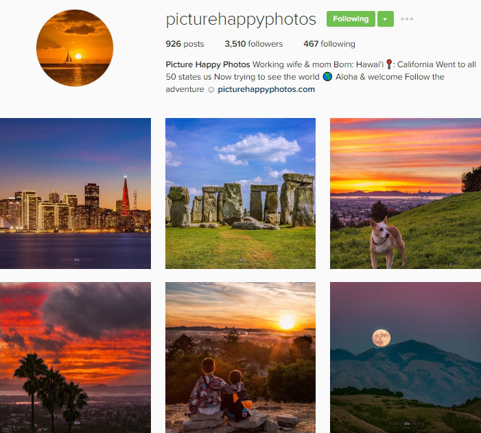 PictureHappyPhotos on Instagram