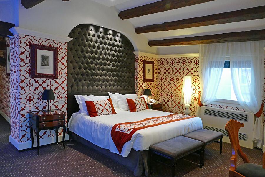 room 502, Hotel Londra Palace, Venice